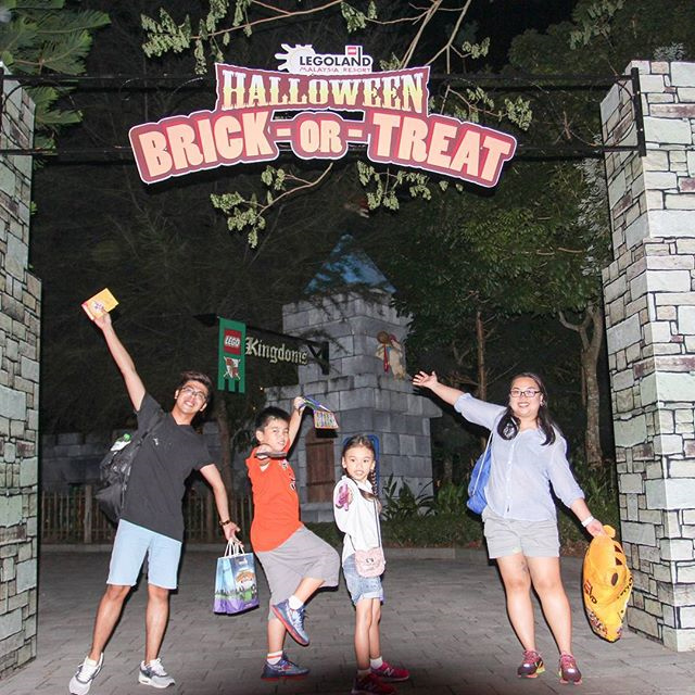 San Diego Halloween - Brick or Treat