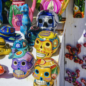 Celebrating the 19th Annual Day of the Dead Festival In Oceanside On Oct. 27th