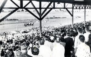 Vintage horse races